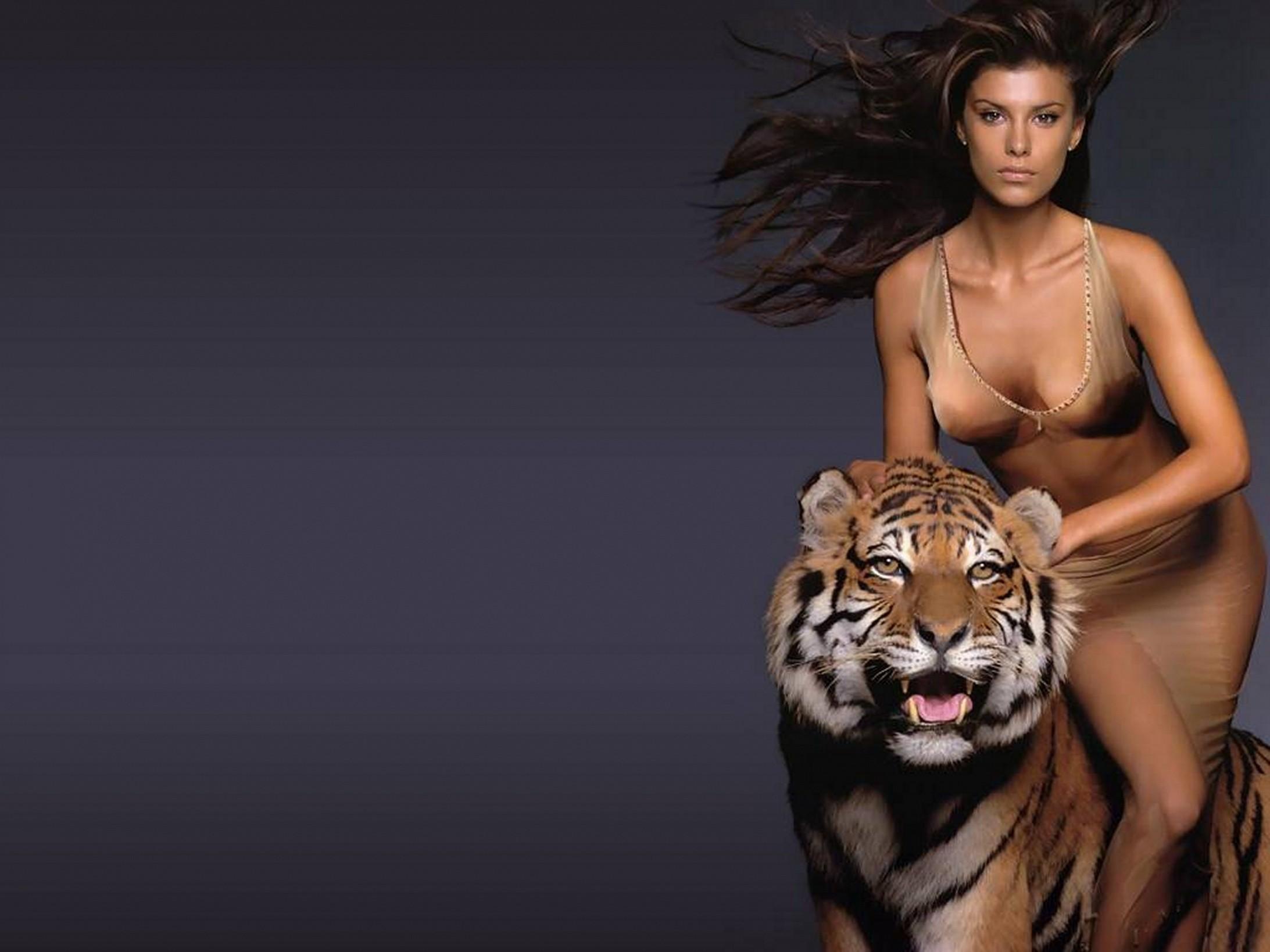 Секс с тигром фото 16 фотография